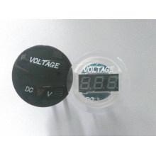 DC 12-24V Digital Voltmeters Waterproof