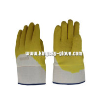 Jersey Liner Latex Coated Working Glove-5210