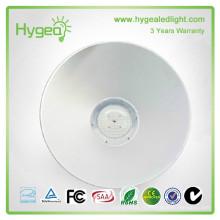 CE RoHS blanc conduit haute lumière de la baie, conduit haute lampe de la baie, ip65 conduit haute lumière de la baie