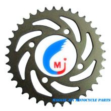 Piñón de piezas de motocicleta para motocicleta Rxk