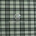 Two-Tone 100% poli linho Mini Matt para vestuário de trabalho e uniformes