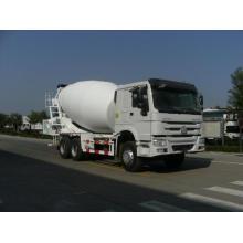 Caminhão do misturador concreto de HOWO 6X4 8m3 336HP (ZZ1257N3641W)