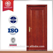 Dernière conception porte en bois porte intérieure porte porte simple intérieur pièce porte intérieur porte en bois