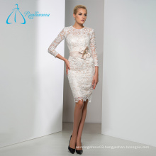 White Long Sleeve Mother Of The Bride Dresses Gowns