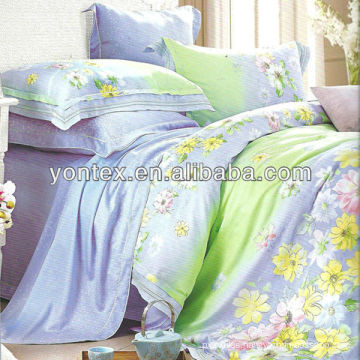 100% cotton upholstery fabric for bedding