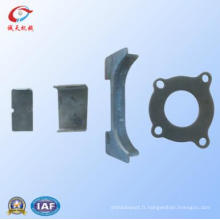 Service d'usinage CNC personnalisé Moulage d'estampage Cintrage de coupe laser pour pièces de rechange de moto