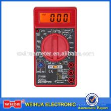 Multímetro popular DT830B.3L con venta caliente en Amazon con luz de fondo