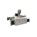 twin screw extruder for pvc ceiling wall panel