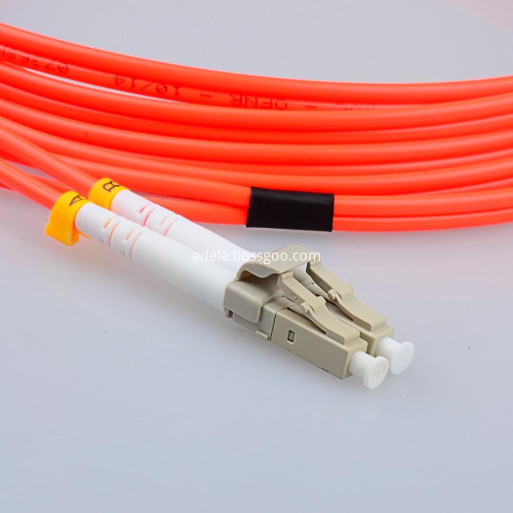OM1 OM2 Fiber Optic Jumper