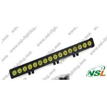 "28 ""Barra de luces LED CREE 160W, tractor de barco campo a través 4X4 para Jeep"