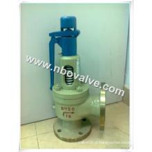 Válvula de liberação de pressão do vapor (A48Y)
