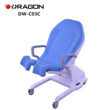 DW-C03C Nueva cama de operación de ginecología de seguridad hospitalaria de diseño