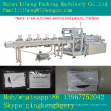 Gsb-220 Horizontal 4-seitige Anleitung Datei Auto Feed Sealing Machine
