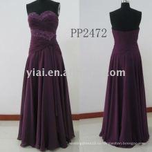 PP2472 новое прибытие бесплатная доставка мать невесты платье 2011