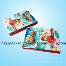 Customize Printing Laminated Snack Food Plastic Packaging Bags