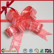 Fancy Color Gift Butterfly Pull Bow for Holiday