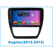 Android System Car DVD for Sagitar 10.2 Inch with Car GPS Navigation