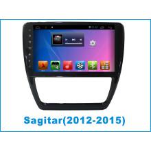 Système Android Car DVD pour Sagitar 10,2 pouces avec navigation GPS voiture