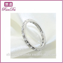 2014 cheap wholesale women fashion crystal rings jewelry