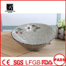 Керамические керамические чаши, керамическая миска для салатов, керамическая чаша для фруктов