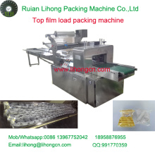Gzb-350A High Speed Pillow-Type Metal Tube Wrapping Machine