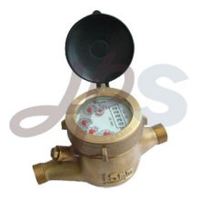 brass volumetric water meter
