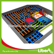 Factory price outdoor&indoor large jump trampoline park for sale,jump trampoline for amusement park