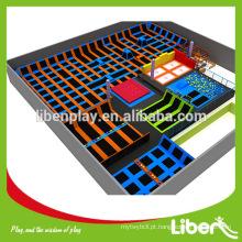 Preço de fábrica outdoor & indoor grande salto trampolim parque à venda, salto trampolim para parque de diversões
