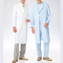White or Dyed Color of Medical Uniform Fabric