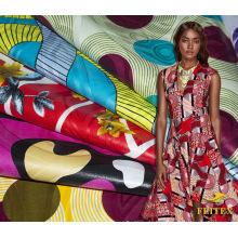 Ankara Wachs Print Stoff $ 1 Yard Bazin Riche verschiedene Arten Stocklot Mode afrikanischen Custom Printing Textile Material gedruckt