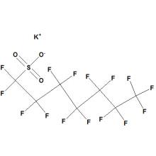 Perfluoroheptanesulfonate de potassium N ° CAS 60270-55-5