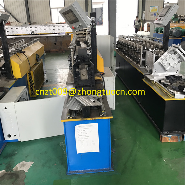 L angle roll forming machine 2