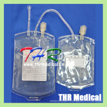 Горячие сбывания! Одноразовый пластиковый пакет крови