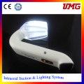Sistema de sucção e iluminação intra-oral