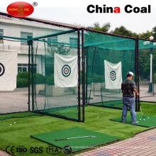 Спорт на открытом воздухе Гольф практика чистый двор и клетка