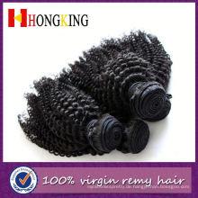 Authentisches Jungfrau-brasilianisches Haar
