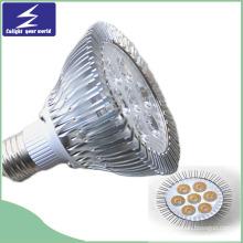 9 * 1W E27 / Gu5.3 / GU10 LED-Punkt-Licht