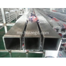 Tiub Pra-Galvanized Square / Hollow Section pipe