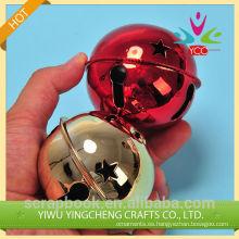 decoración de la Navidad de 2014 alta calidad campana de hierro