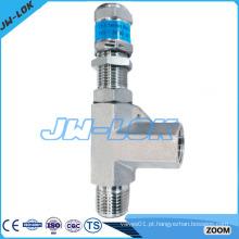 JW-LOK Válvula de alívio proporcional especialmente hidráulica.
