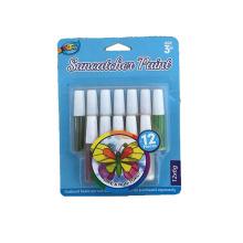 Оптом краска ваши собственные шаблоны детский витраж краски ручки