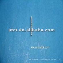kleine Zylinder Magnet, kleiner Zylinder magnets,Dia.1.5mm*3mm Dicke magnet
