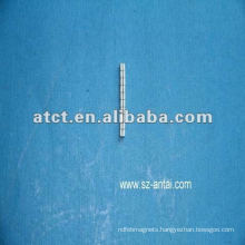tiny cylinder magnet,small cylinder magnets,Dia.1.5mm*3mm thickness magnet