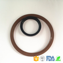 TC Rubber Geely Spare Parts NBR/Silicone Material Engine Gearbox Oil Seal