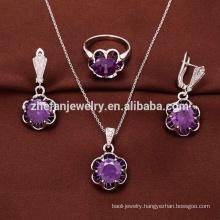 Latest Design Fashion Jewellery, Silver Costume Jewelry, Copper Jewelry Sets