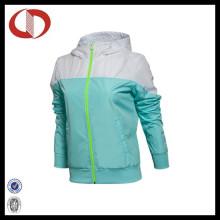 100% poliéster Sports novo estilo jaqueta com preço barato