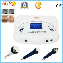 3 Ultrasonic Probe Cavitation Slimming Beauty Equipment