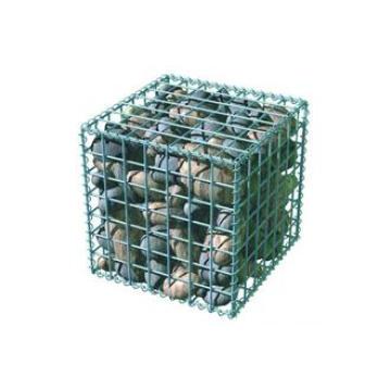 O PVC soldou a cesta de Gabion soldada / quente mergulhada Gabion com melhor preço