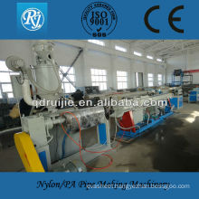 pa extruder machine, pa pipe making machine, nylon pipe production line
