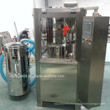 Máquina de rellenar de la cápsula completamente automática automática (NJP-200) para el laboratorio